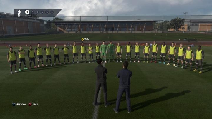 FIFA 17 The Journey (In Menus)